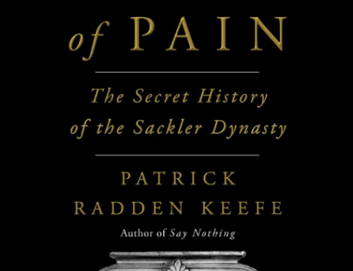 Riemann Injury Litigation Sponsors 2021 Writers for Readers Adult Literacy Event Featuring Patrick Radden Keefe
